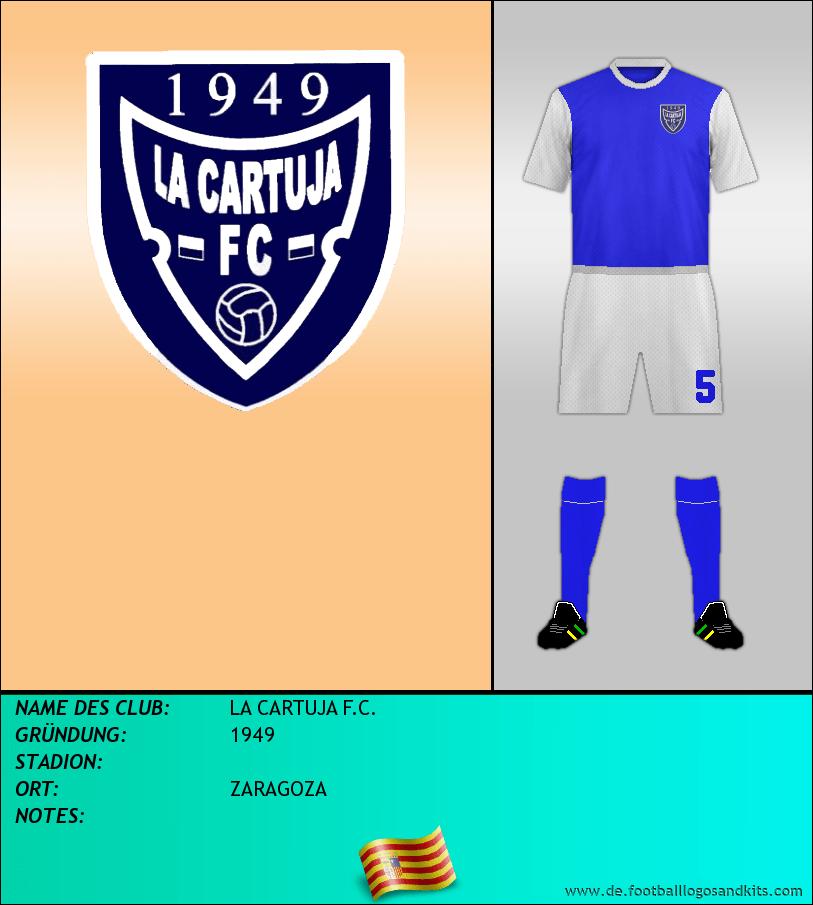Logo LA CARTUJA F.C.