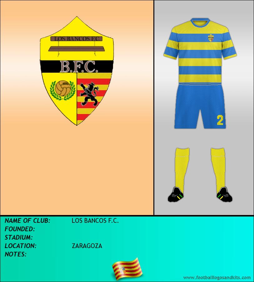 Logo of LOS BANCOS F.C.