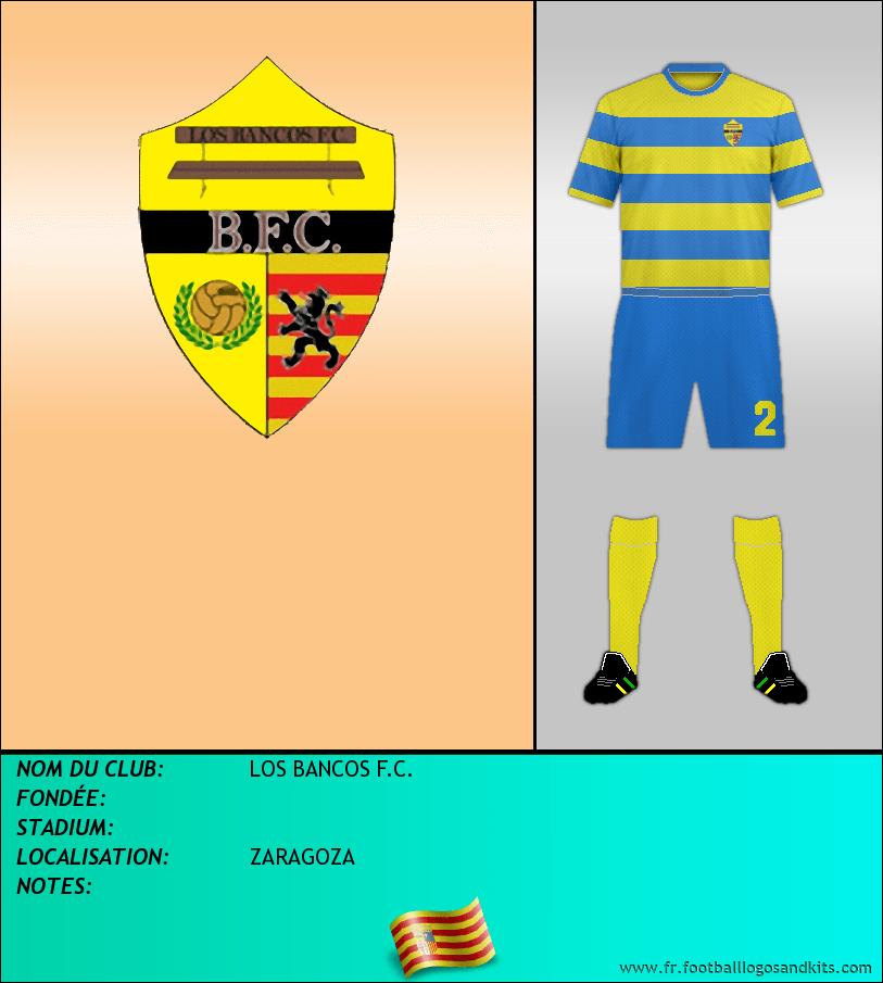 Logo de LOS BANCOS F.C.