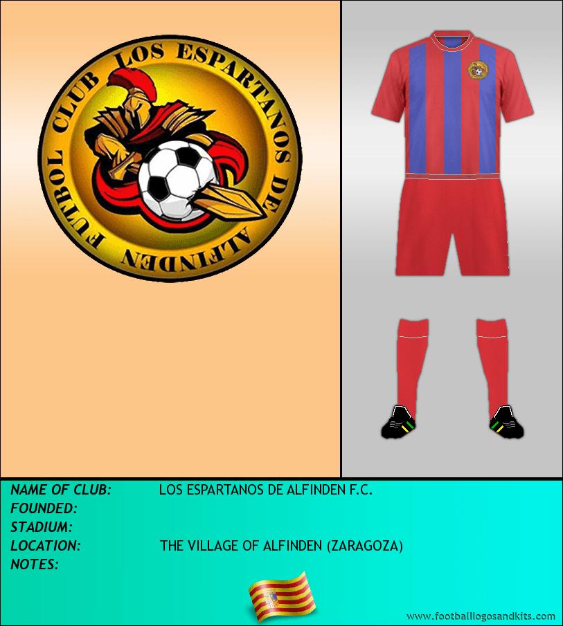 Logo of LOS ESPARTANOS DE ALFINDEN F.C.