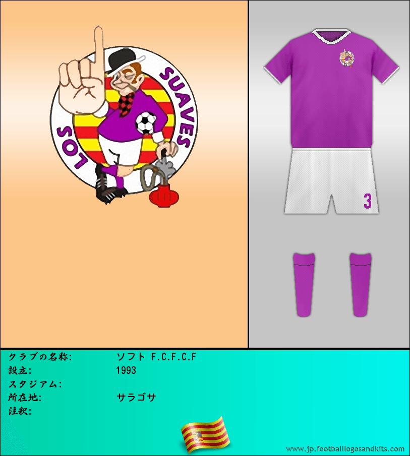 のロゴソフト F.C.F.C.F