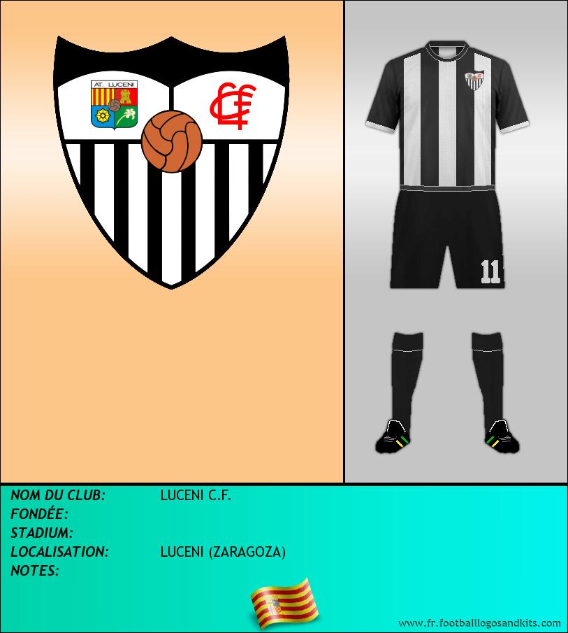 Logo de LUCENI C.F.