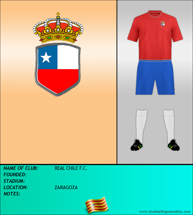 Logo of REAL CHILE F.C.