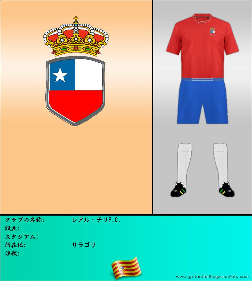 のロゴレアル・チリF.C.