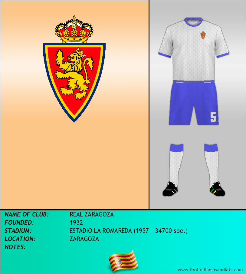 Logo of REAL ZARAGOZA