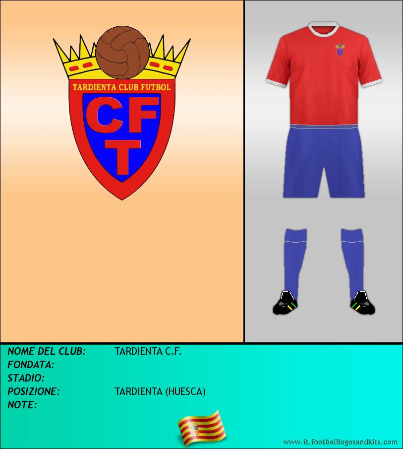 Logo di TARDIENTA C.F.