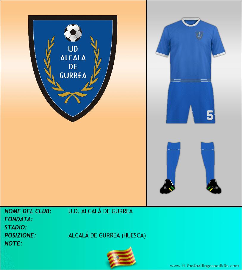 Logo di U.D. ALCALÁ DE GURREA