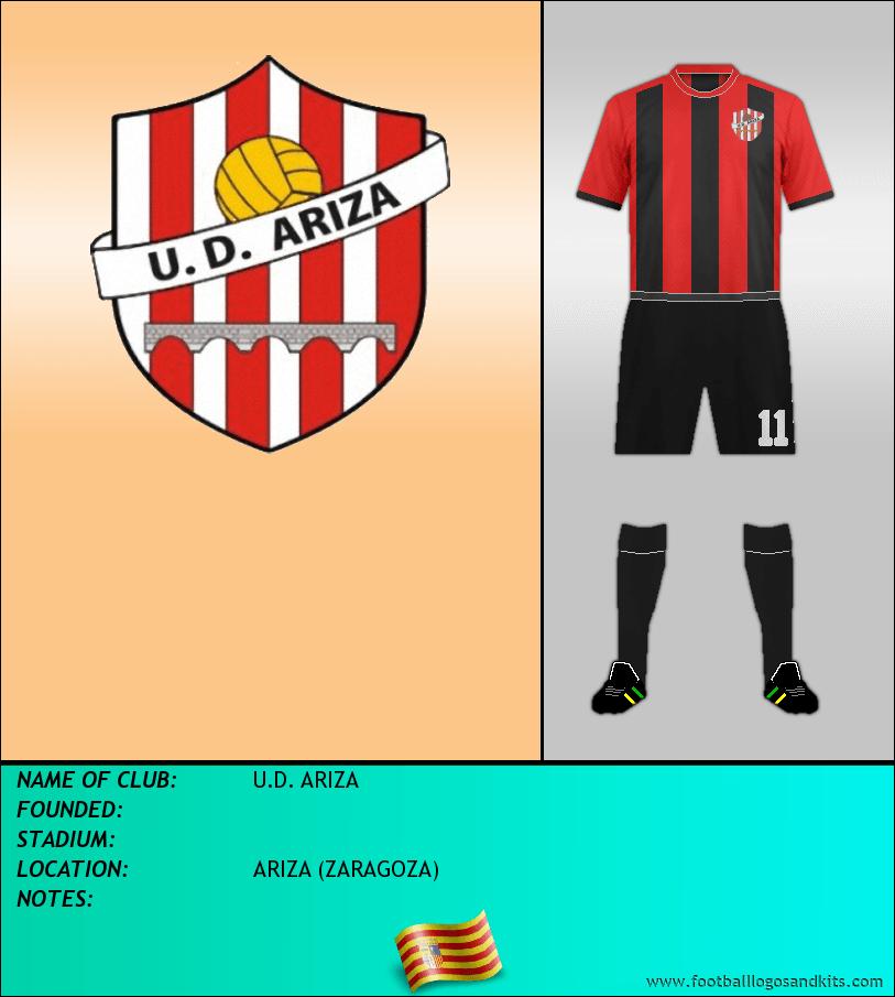 Logo of U.D. ARIZA