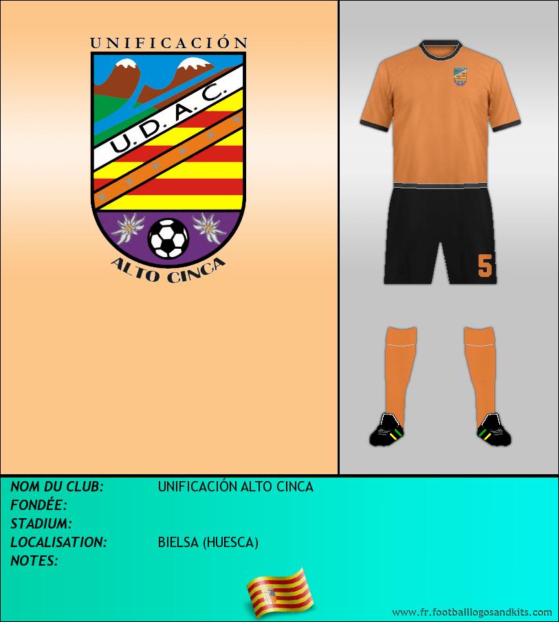 Logo de UNIFICACIÓN ALTO CINCA