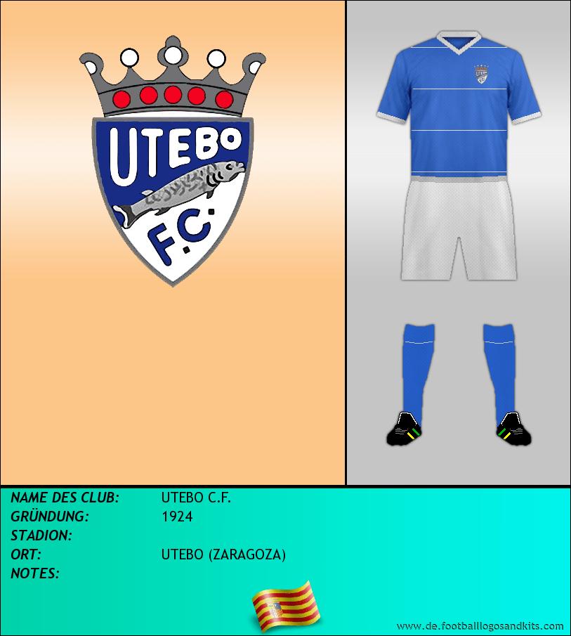 Logo UTEBO C.F.
