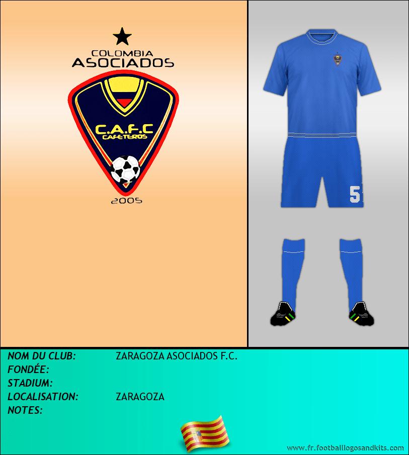 Logo de ZARAGOZA ASOCIADOS F.C.