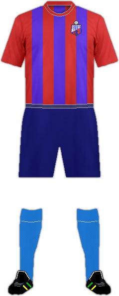 Trikot ANDES C.F.