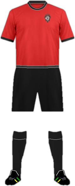 Kit F.C. LA CALZADA (AST.)