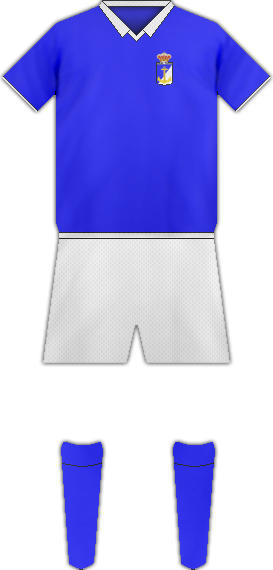 Maglie REAL TAPIA  C.F.