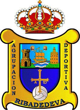 Logo of A.D. RIBADEDEVA (ASTURIAS)