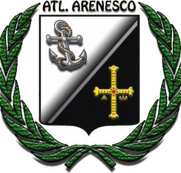 Logo of ATLÉTICO ARENESCO (ASTURIAS)