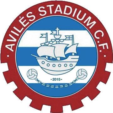 Logo of AVILÉS STADIUM C.F. (ASTURIAS)