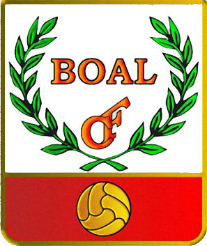 Logo BOAL C.F. (ASTURIAS)