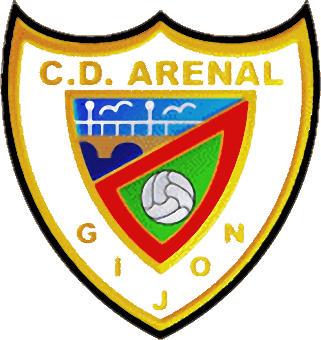 Logo de C.D. ARENAL (ASTURIAS)