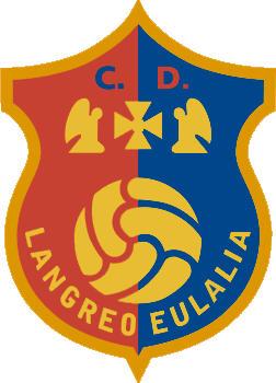 Logo of C.D. LANGREO EULALIA (ASTURIAS)