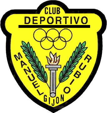 Logo C.D. MANUEL RUBIO (ASTURIAS)