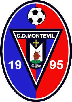 Logo of C.D. MONTEVIL (ASTURIAS)