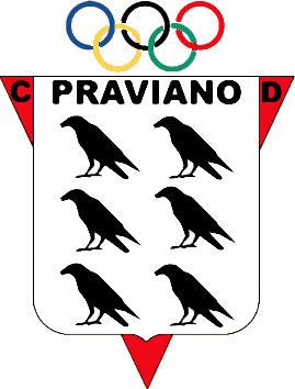 标志praviano俱乐部 (阿斯图利亚斯)