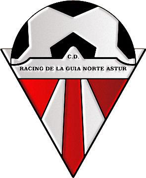 Logo de C.D. RACING DE LA GUÍA NORTE ASTUR (ASTURIAS)