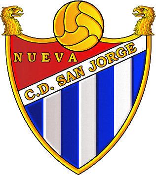 Logo of C.D. SAN JORGE (AST.) (ASTURIAS)