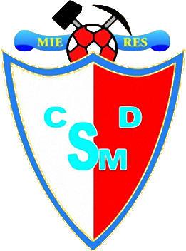Logo of C.D. SANTA MARINA (ASTURIAS)