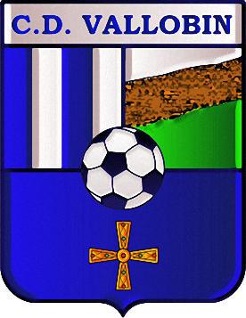 Logo of C.D. VALLOBIN (ASTURIAS)