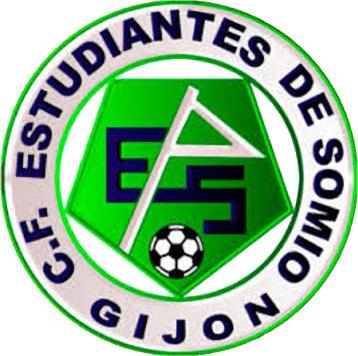 Logo of C.F. ESTUDIANTES DE SOMIO (ASTURIAS)