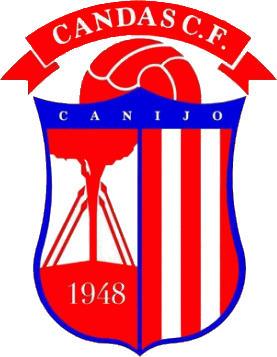 Logo of CANDAS CF (ASTURIAS)