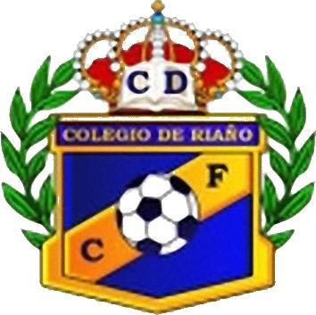 Logo of COLEGIO DE RIAÑO C.F. (ASTURIAS)