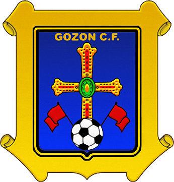 Logo of GOZÓN C.F. (ASTURIAS)