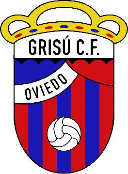 Logo of GRISÚ C.F. (ASTURIAS)