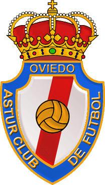 Logo of OVIEDO ASTUR CF (ASTURIAS)