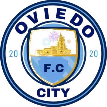 Logo of OVIEDO CITY F.C. (ASTURIAS)