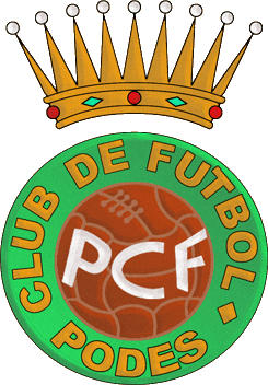 Logo of PODES C.F. (ASTURIAS)