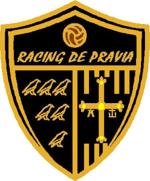 Logo of RACING DE PRAVIA (ASTURIAS)