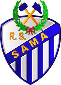 Logo di RACING DE SAMA (ASTURIAS)