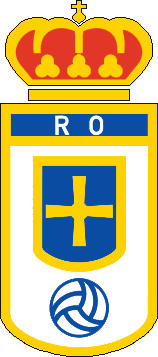 Logo of REAL OVIEDO (ASTURIAS)