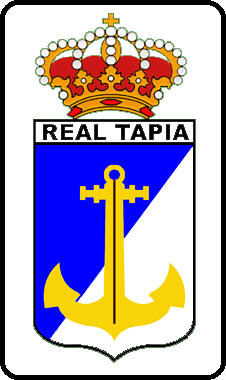 Logo of REAL TAPIA  C.F. (ASTURIAS)