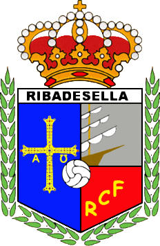 Logo of RIBADESELLA CF (ASTURIAS)