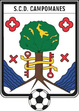 Logo de S.C.D. CAMPOMANES (ASTURIAS)