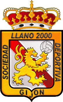 Logo of S.D. LLANO 2000 (ASTURIAS)