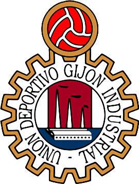 Logo of U.D. GIJON INDUSTRIAL (ASTURIAS)