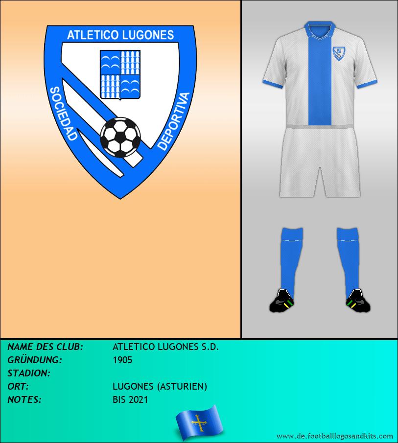 Logo ATLETICO LUGONES S.D.