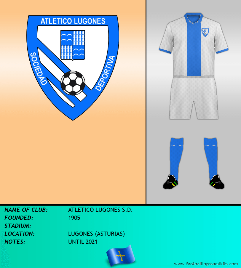 Logo of ATLETICO LUGONES S.D.