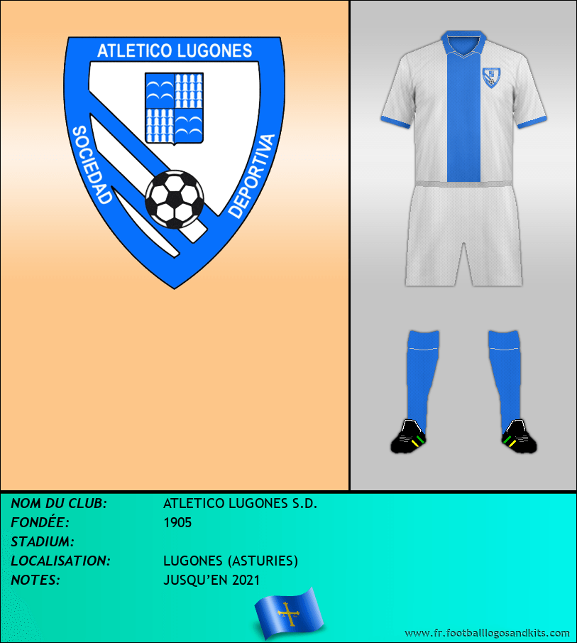 Logo de ATLETICO LUGONES S.D.